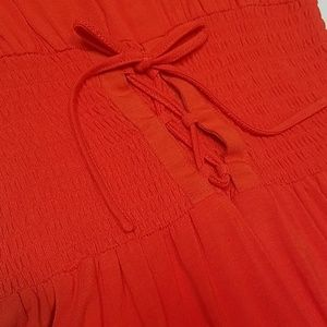 New York & Company Dresses - New York & Company - Corset Tie Waist Dress